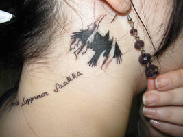 My tattoo - finally by maryev