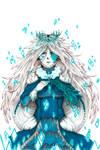 Shironuri Ice Queen by RMDelineatas