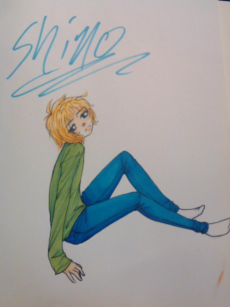 Shino by gen101394