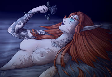 Velhara - Contest Prize by The-Zombie-Cat