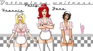 Bottomless waitresses