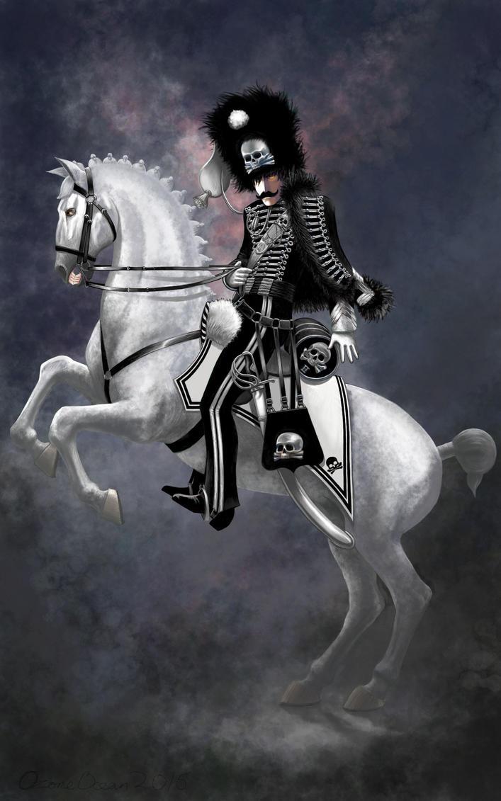 Hussar-finne by ozoneocean