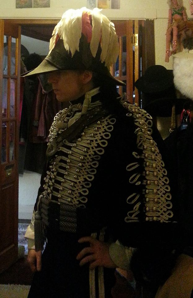 Death's head hussar uniform pic7 by ozoneocean