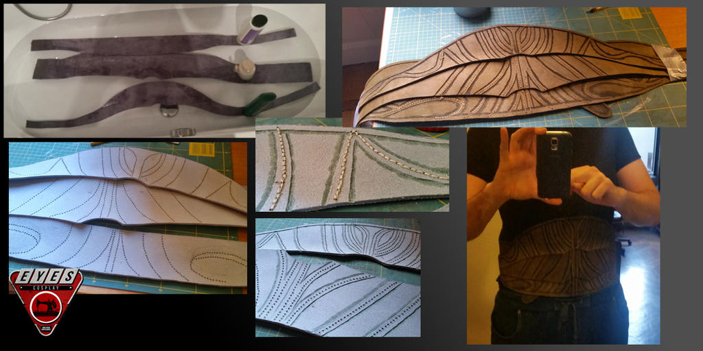 Altair Belt - Wip by eyes1138
