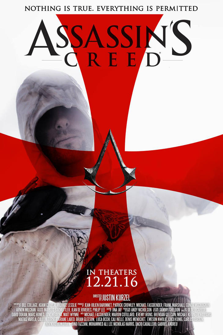 Assassin's Creed Movie Poster by eyes1138