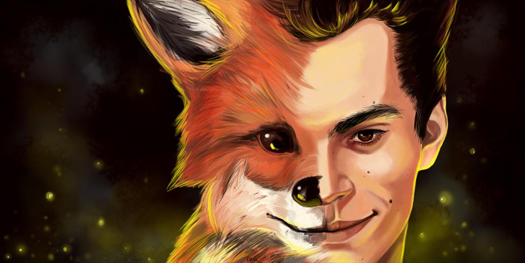 TeenWolf:Foxy by DarkMousyR