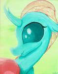 Ocellus Color sceem painting
