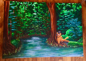 Nature's melody Color Sceem paintings by ColorSceemPainting