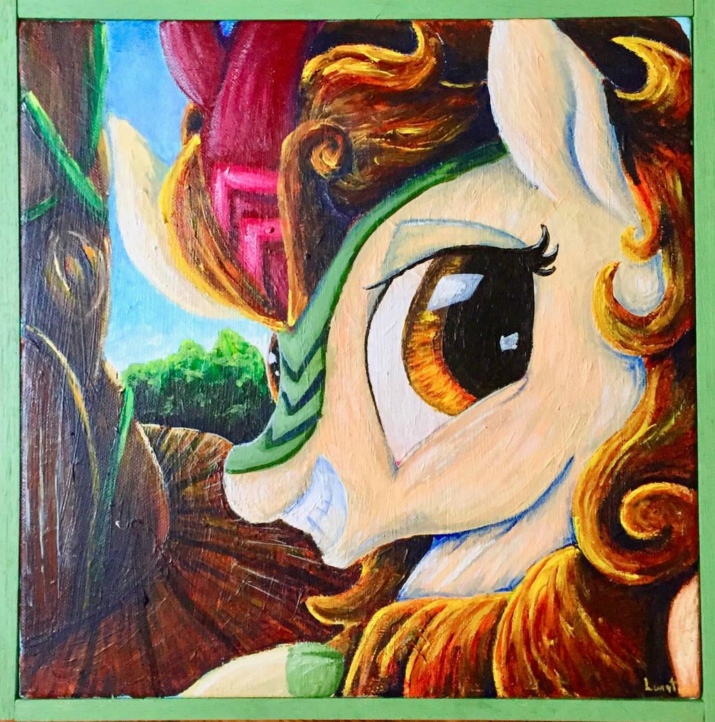Autum Blaze 2 Color Sceem Painting by ColorSceemPainting