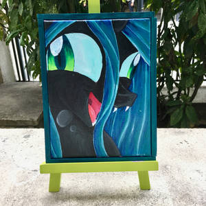 Chryssy Color Sceem Painting