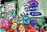 Good LPB Meet up image My little human by ColorSceemPainting