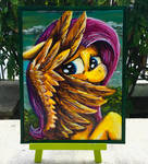 why so shy Color sceem Paintings by ColorSceemPainting