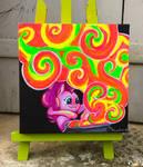 Let's bake a batch of portals Colorqs cseem painti by ColorSceemPainting