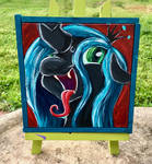 Lick Me 1 Color Sceem Painting by ColorSceemPainting