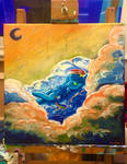 Dream Thoughs Color Sceem Painting by ColorSceemPainting