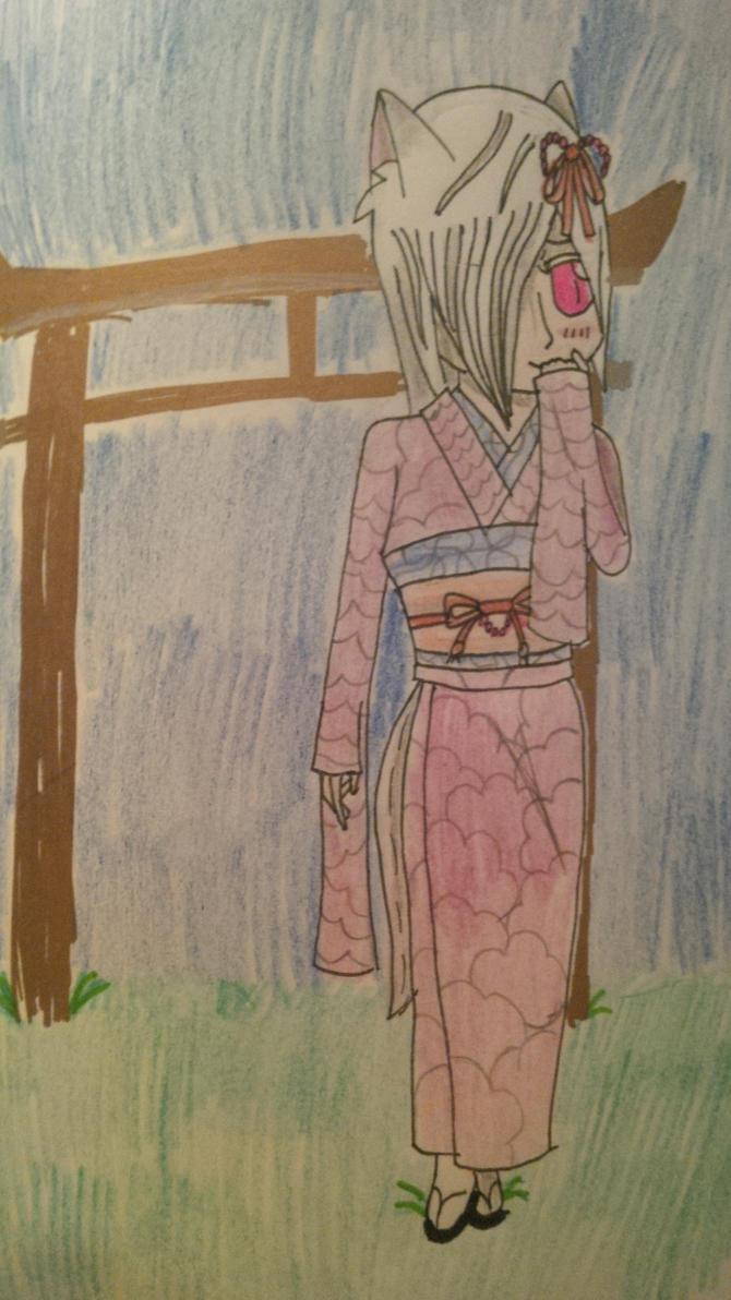 Shrine CG by foxfire1