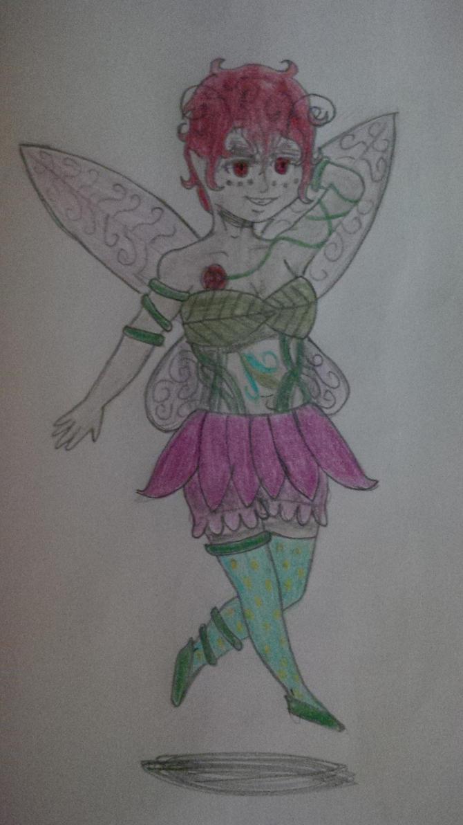 ballet fairy by foxfire1