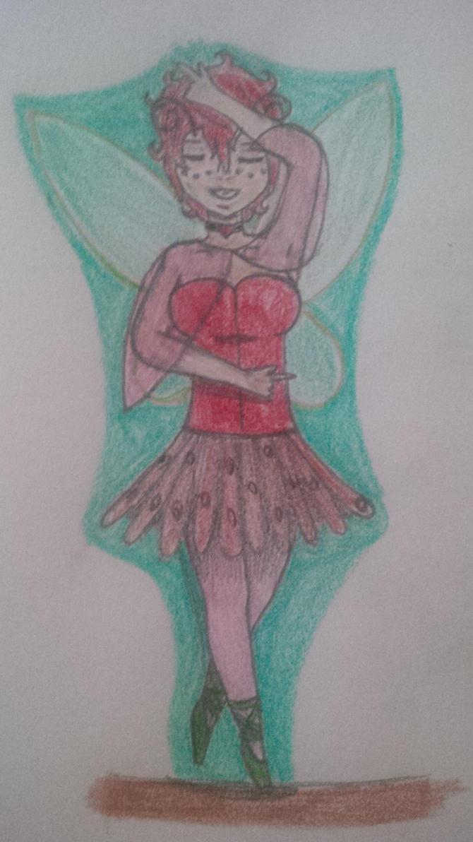 fairy's ball by foxfire1