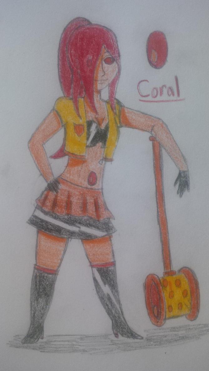 gemsona coral by foxfire1