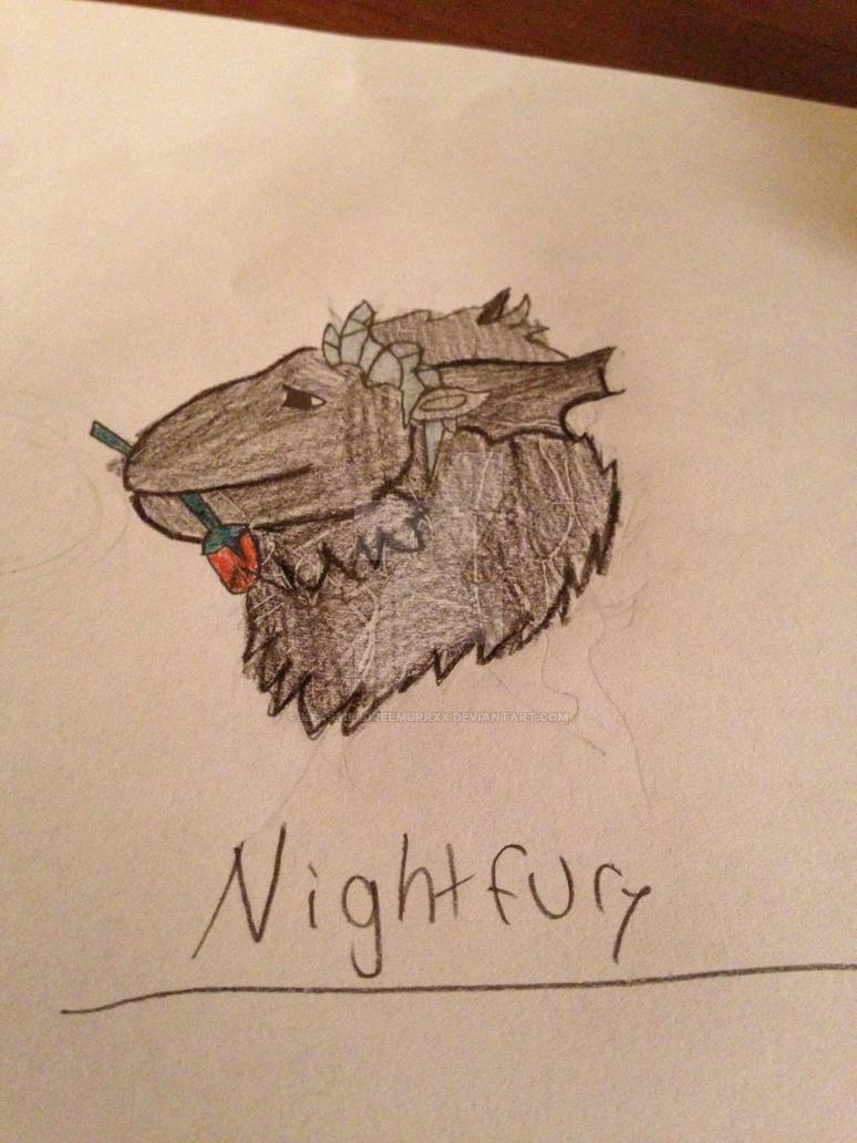 Nightyfury - Tundra by XxAsrielDreemurrXx