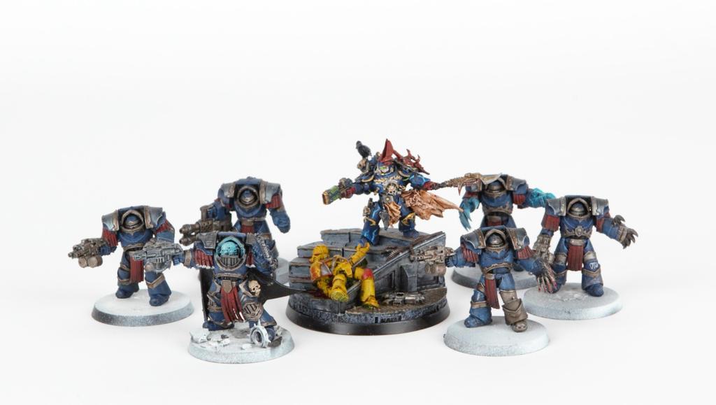 Atramentars squad by Drachenfeld