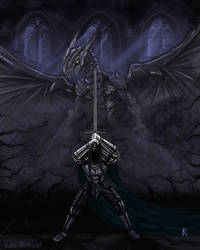 Rise of the Black Dragon. by BakargyCaio