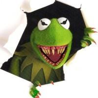 kermit the demon frog by jonnybravo2011