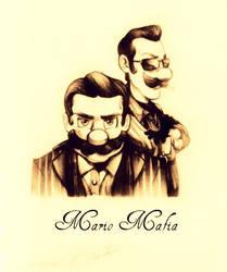 MArio Mafia by ZionPhnx