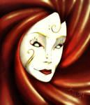 Red Rose Masquerade