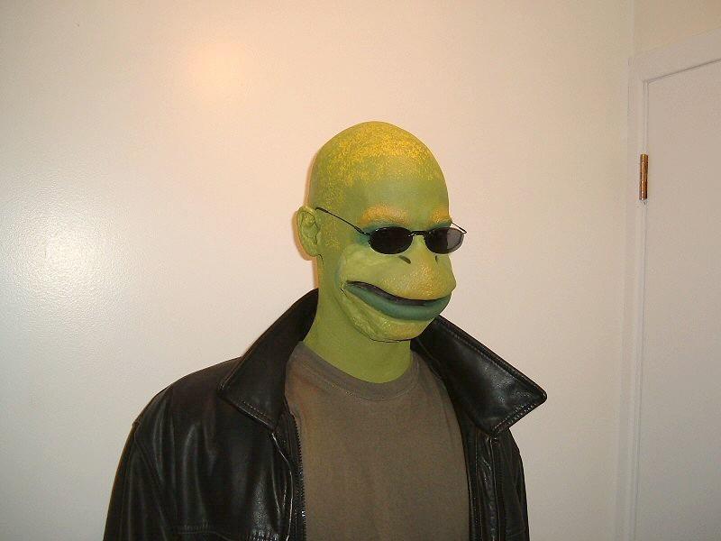 Frog Prosthetic by sjgarg