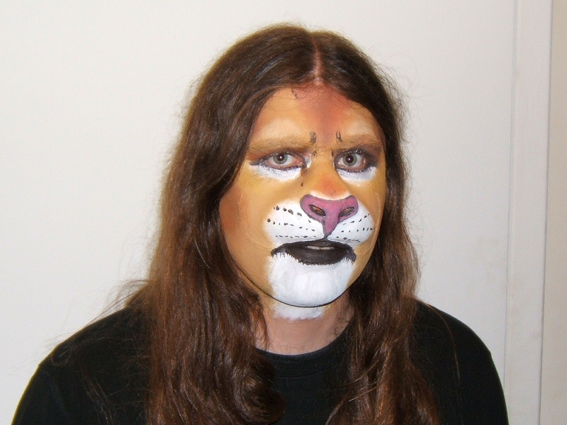 Cat Nose Prosthetic by sjgarg