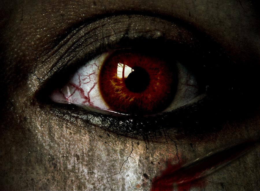 Zombie Eye PLUS TUTORIAL and TOOL PACK by VelmaGiggleWink