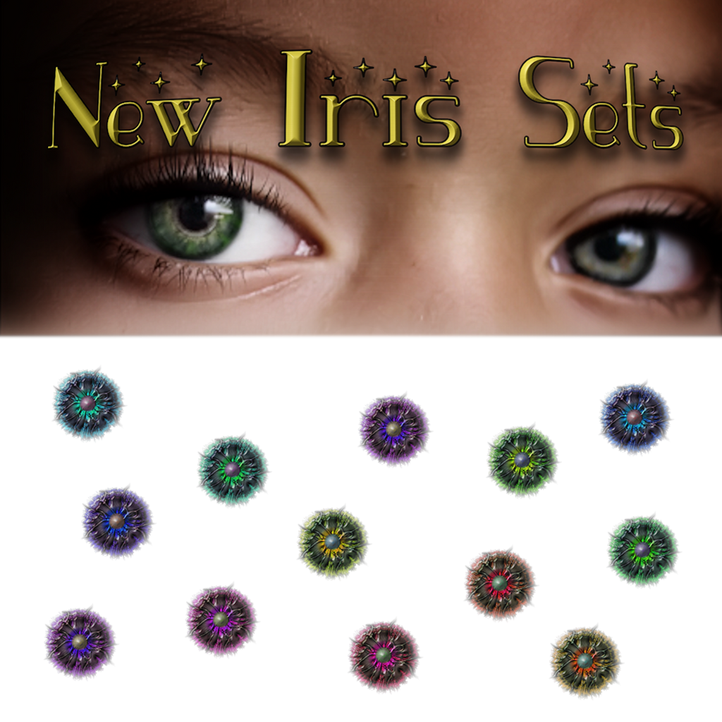 New Iris Sets 1 by VelmaGiggleWink on DeviantArt Giggle Clipart