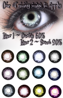 New Iris Selections 1 by VelmaGiggleWink