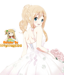 Tsumugi Vestido de Novia Render