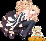 Tsumugi Cute Dress Render