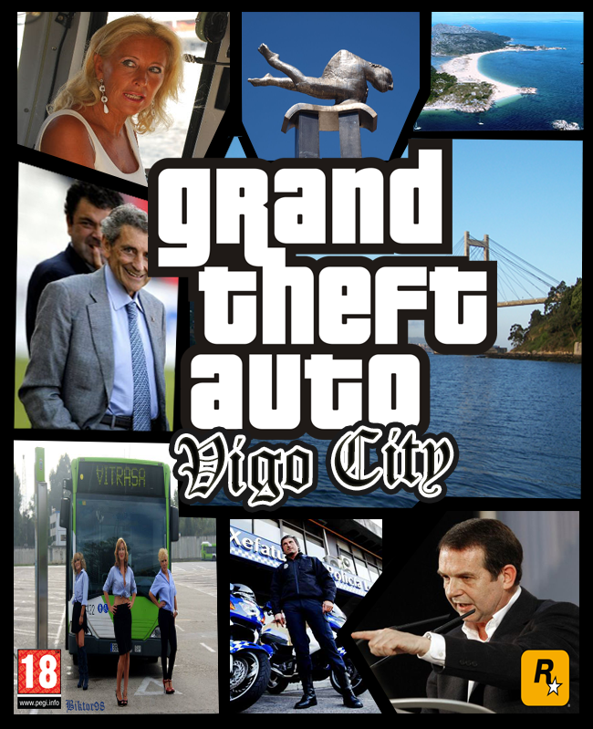 Grand Theft Auto 6 Grand Theft Auto Vigo City by