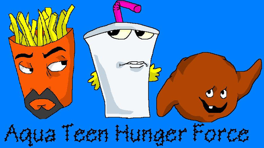 force zack hunger wilde teen aqua