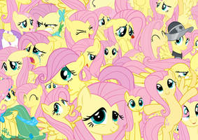 Umm... Fluttershy... by PegasisterInAction
