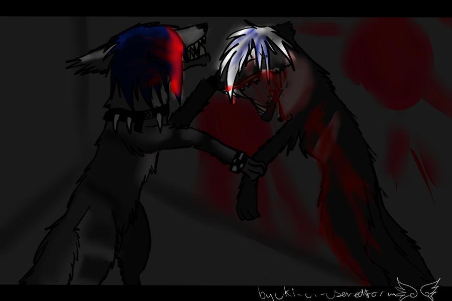drake vs skarow by Uki-U