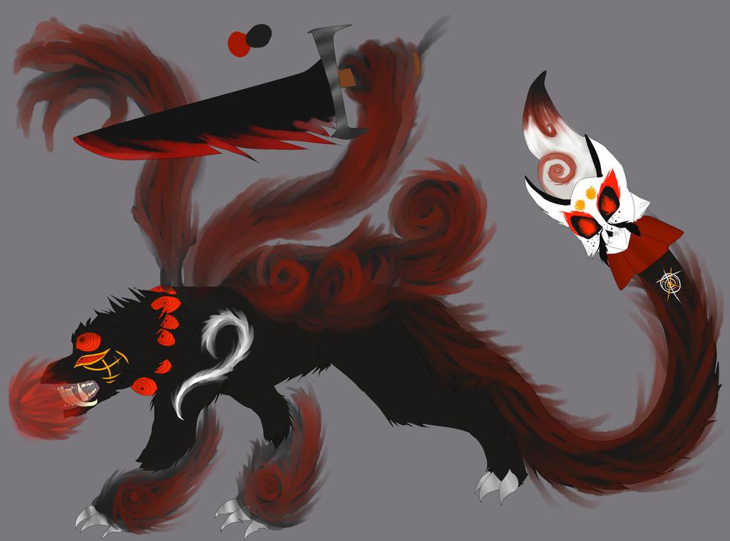 Demon of insanity ~vamorses~ by Uki-U