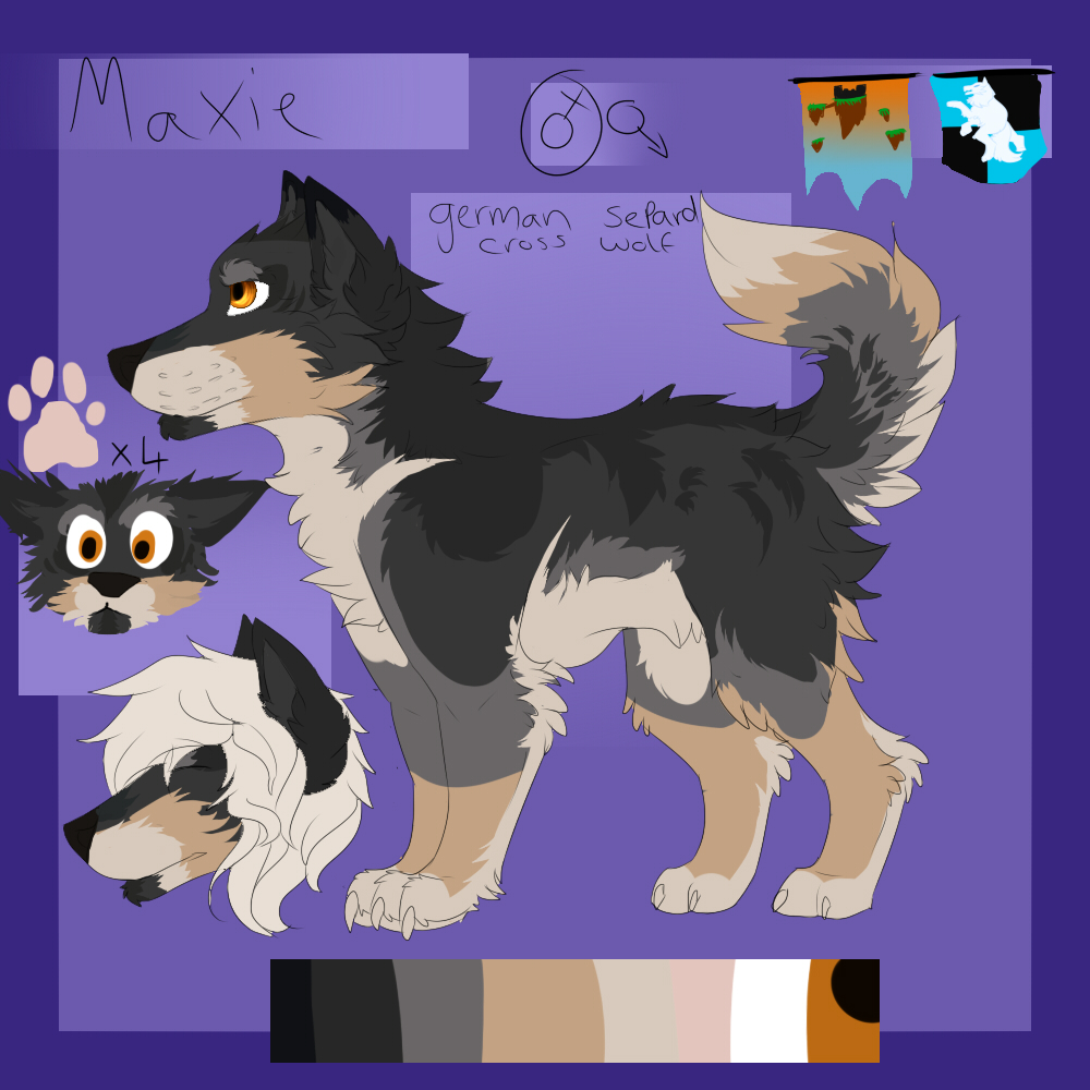 Maxie Ref 2015 by Uki-U