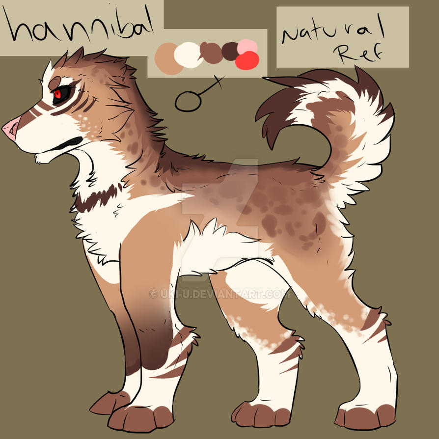 Hannibal  Natural ref by Uki-U