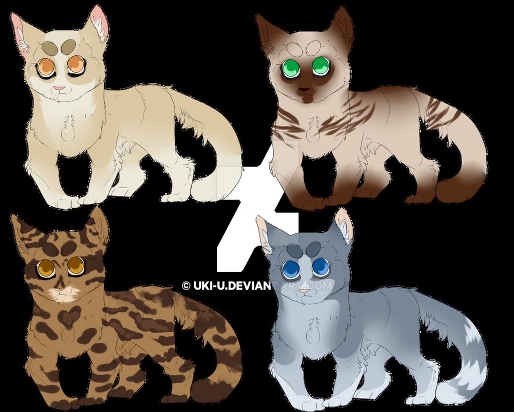 Cat Adpot 2 by Uki-U