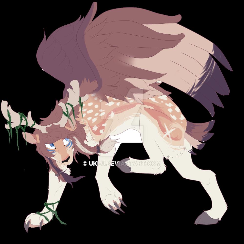 King of Thorns (speedpaint ) by Uki-U