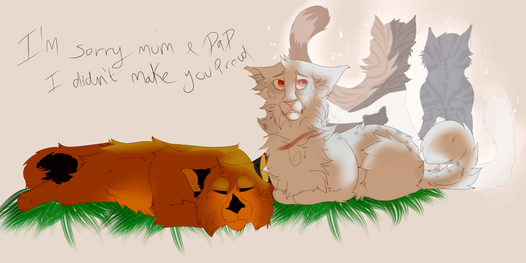 I'm sorry mum and dad by Uki-U