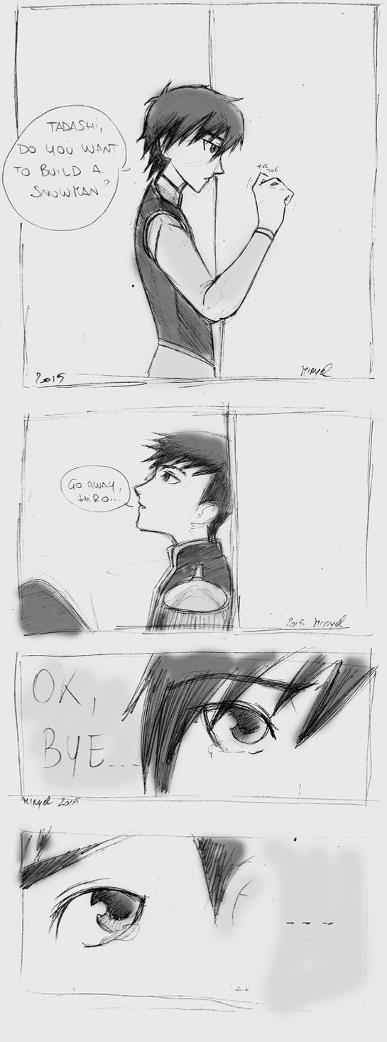 Tadashi, Do You Want To Build A Snowman? by Haruhi85