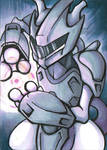 ACEO number 14 Mewtwo