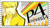 Persona4 stamp by ChershireHatter