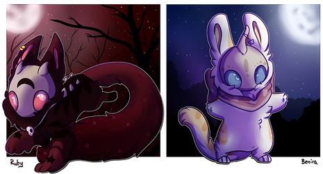 Different Nights by ChershireHatter